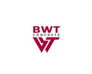 BWT Concrete Logo - Entry #107