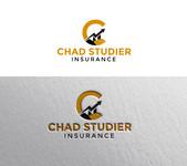 Chad Studier Insurance Logo - Entry #70