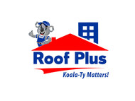 Roof Plus Logo - Entry #292