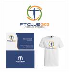 Fit Club 365 Logo - Entry #35