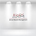 ALLRED WEALTH MANAGEMENT Logo - Entry #762