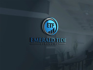 Emerald Tide Financial Logo - Entry #213