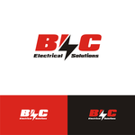 BLC Electrical Solutions Logo - Entry #61