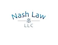 Nash Law LLC Logo - Entry #9