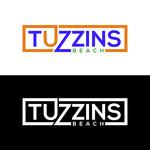 Tuzzins Beach Logo - Entry #249
