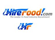iHireFood.com Logo - Entry #118