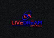 LiveDream Apparel Logo - Entry #153