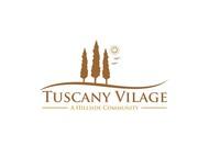 Tuscany Village Logo - Entry #22