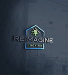 Reimagine Roofing Logo - Entry #197