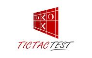 TicTacTest Logo - Entry #90