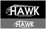 Hawk Private Investigations, Inc. Logo - Entry #10