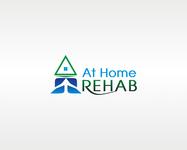 At Home Rehab Logo - Entry #18