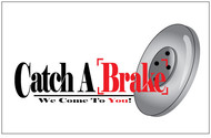 Catch A Brake Logo - Entry #92