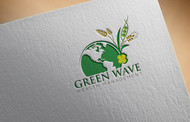 Green Wave Wealth Management Logo - Entry #254