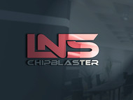 LNS CHIPBLASTER Logo - Entry #81