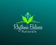 Rhythmic Balance Naturals Logo - Entry #81