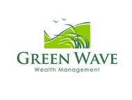 Green Wave Wealth Management Logo - Entry #413