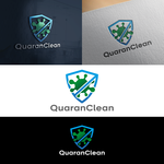 QuaranClean Logo - Entry #57