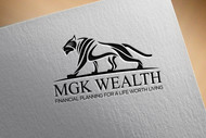 MGK Wealth Logo - Entry #446