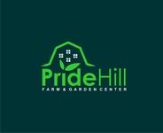 Pride Hill Farm & Garden Center Logo - Entry #89
