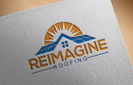 Reimagine Roofing Logo - Entry #118