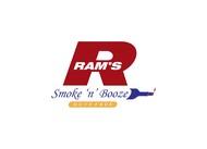 Rams Duty Free + Smoke & Booze Logo - Entry #278