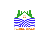 Tuzzins Beach Logo - Entry #275