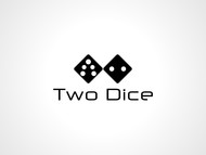 Two Dice Logo - Entry #72