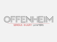 Law Firm Logo, Offenheim           Serious Injury Lawyers - Entry #15