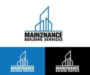 MAIN2NANCE BUILDING SERVICES Logo - Entry #201