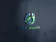 MGK Wealth Logo - Entry #483
