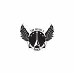 The Flying V Ranch Logo - Entry #49