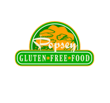 gluten free popsey  Logo - Entry #9