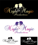 Night Magic Productions Logo - Entry #12