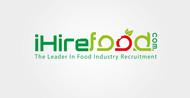 iHireFood.com Logo - Entry #48