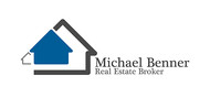 Michael Benner, Real Estate Broker Logo - Entry #52