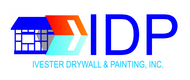 IVESTER DRYWALL & PAINTING, INC. Logo - Entry #94