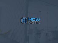 How Digital Logo - Entry #44