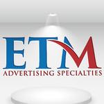 ETM Advertising Specialties Logo - Entry #113