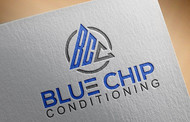 Blue Chip Conditioning Logo - Entry #73