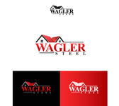 Wagler Steel  Logo - Entry #75