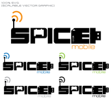 Spice Mobile LLC (Its is OK not to included LLC in the logo) - Entry #32
