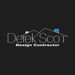 Derek Scot, Design Contractor Logo - Entry #61