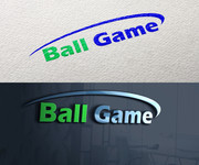 Ball Game Logo - Entry #41