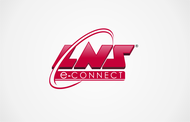 LNS Connect or LNS Connected or LNS e-Connect Logo - Entry #69