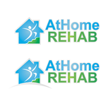 At Home Rehab Logo - Entry #67