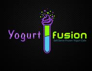 Self-Serve Frozen Yogurt Logo - Entry #13