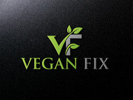 Vegan Fix Logo - Entry #21