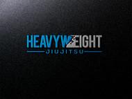 Heavyweight Jiujitsu Logo - Entry #52