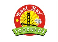 East Bay Foodnews Logo - Entry #50